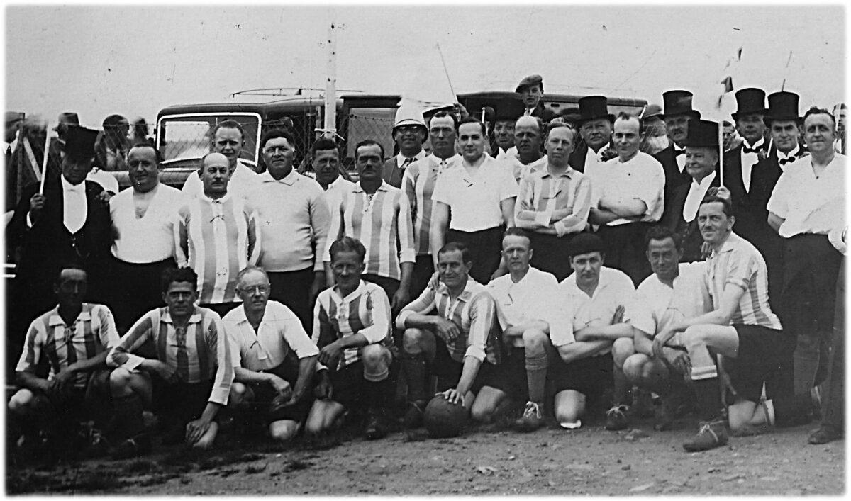 Fodboldkampen i 1934