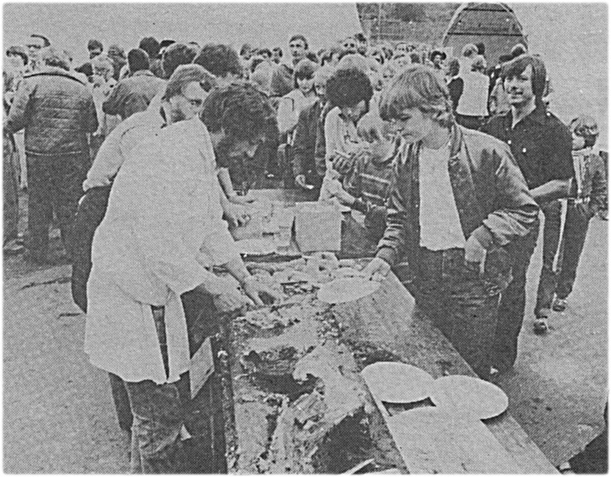 Havnefest i 70erne